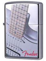 ハイポリッシュクロ-ム フェンダー・ギター