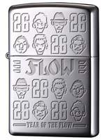 FLOW オリジナル Zippo ーメンバーキャラクターデザインー【受注限定生産品】
