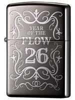 FLOW オリジナル Zippo ーYEAR OF THE FLOW デザインー【受注限定生産品】