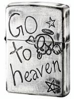 ファニースカル「GO TO HEAVEN」(ユーズド仕上げ)