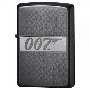 JAMES BOND /Gray Laser Engrave Iced