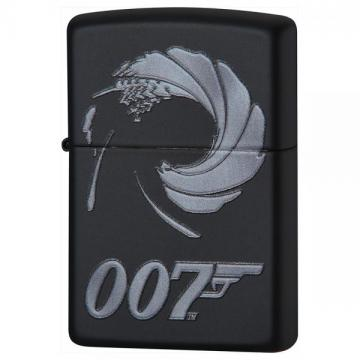 JAMES BOND /Black Matte Color Image
