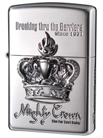 MIGHTY CROWN×ZIPPO COLLABORATION MODEL(受注生産限定品)