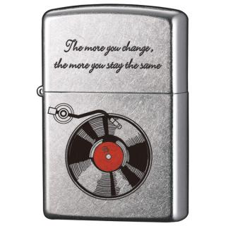 THE BAWDIES ORIGINALZippo【RECORD DESIGN】シリアルナンバー入り